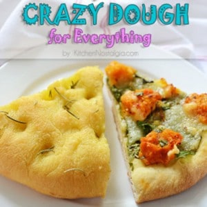 How To Make Crazy Dough For Everything