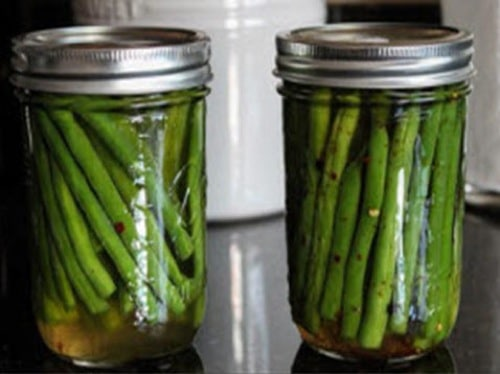 How To Make Pickled Green Beans