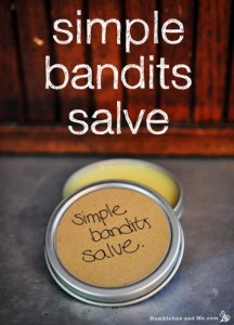 How To Make Simple Bandits Salve – A Powerful, Anti-Bacterial, Anti-Fungal Everything