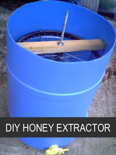 How-To-Make-Your-Own-Honey-Extractor