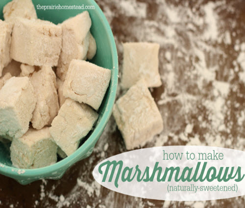 Naturally-Sweetened-Homemade-Marshmallows