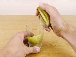 The Best Way To Peel A Kiwi, Mango & Avocado