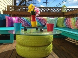 11 Outdoor Furniture Projects That Are Super Cool