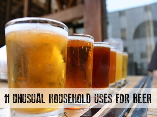 11-Unusual-Household-Uses-For-Beer