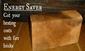 Energy Save – Cut Your Heating Cost With Fire Bricks