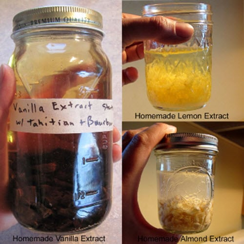 How-To-Make-Homemade-Extracts-Vanilla-Lemon-And-Almond
