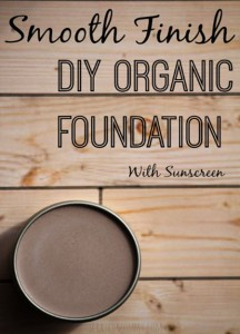 Smooth-Finish-DIY-Organic-Foundation-Makeup-With-Sunscreen