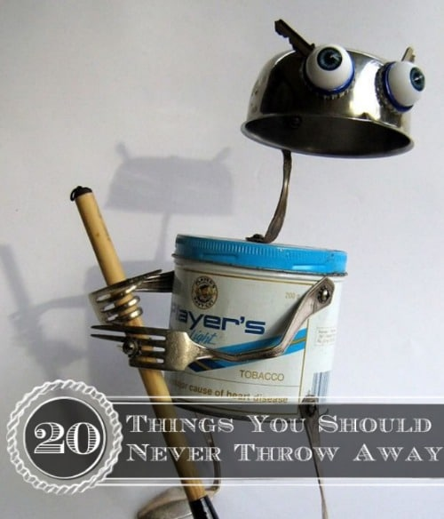 20-things-never-throw-away
