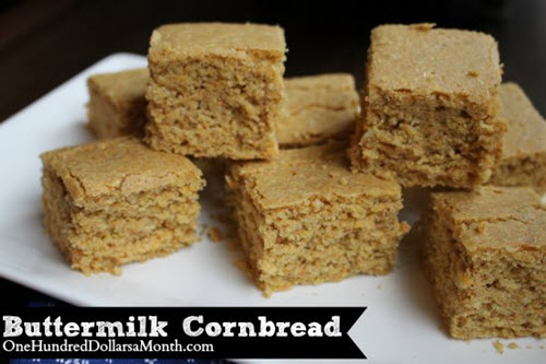 Buttermilk-Cornbread-Recipe