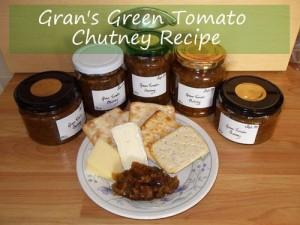 Gran's Green Tomato Chutney Recipe