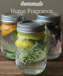 Homemade Home Fragrance Tutorial