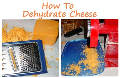 How To Dehydrate Cheese DIY