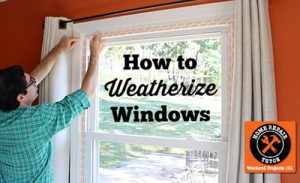 Ingenious Way To Insulate Windows And Cut Heating Bill