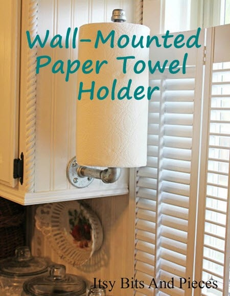 Wall-Mounted-Paper-Towel-Holder