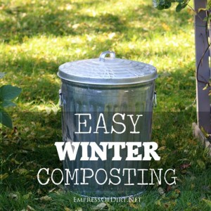 Winter Composting Made Easy