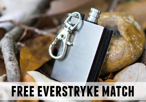 Get Your Free Everstryke Match