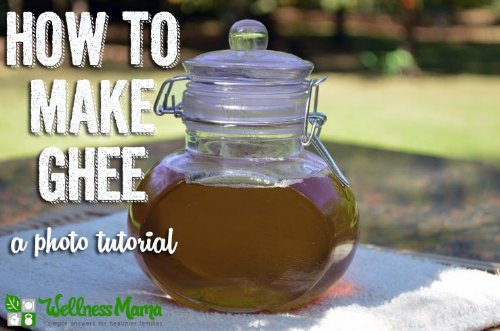 how-to-make-ghee