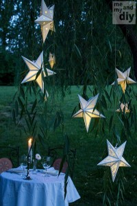 How To Make Your Own Paper Star Lanterns