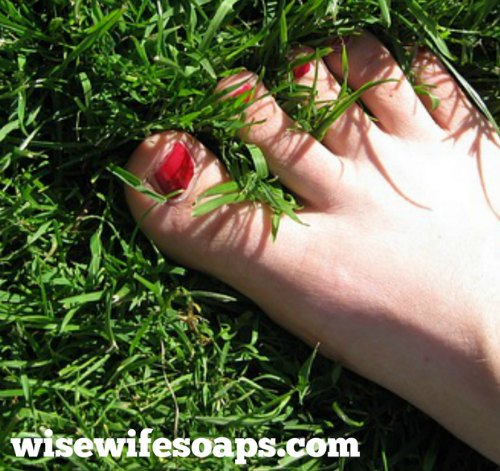 Natural Athlete's Foot Remedy