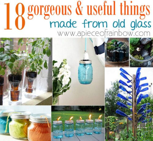 18 useful things made from old glass homestead survival