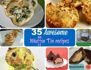 35 Awesome Muffin Tin Recipes