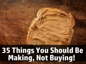 35 Things You Should Make And Not Buy