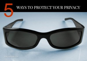 5 Ways To Protect Your Privacy
