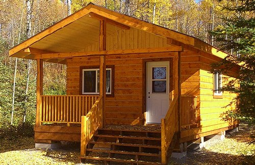 Cheap Cabins To Build Yourself Inexpensive Small Cabin: How To Build An Off-Grid Cabin On A Budget