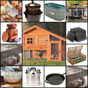 Holiday Gift Ideas For Homesteading Family & Friends