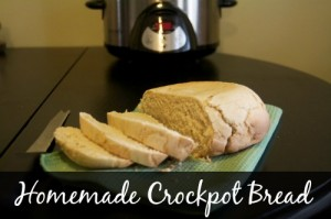 How To Make Homemade Bread In A Crockpot