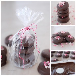 Homemade Peppermint Patties Recipe