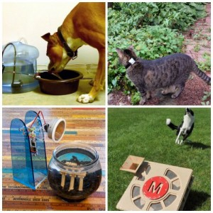 10 DIY Pet Projects (For People Who Love Their Pets!)