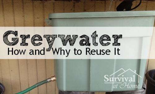 reuse-greywater