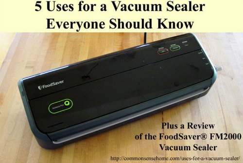 uses-for-a-vacuum-sealer