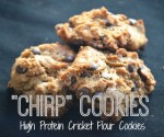 "How To Make High Protein Cricket Flour Cookies (aka ""Chirp"" Cookies)"
