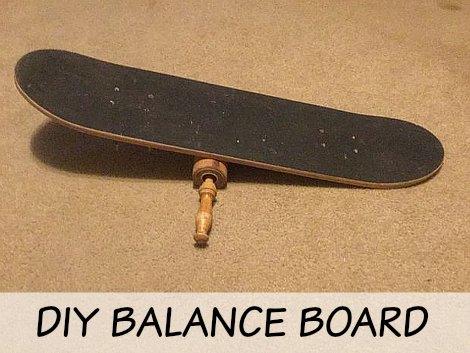 Diy Balance Board Tutorial Homestead Survival