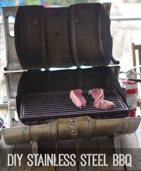 diy-stainless-steel-bbq