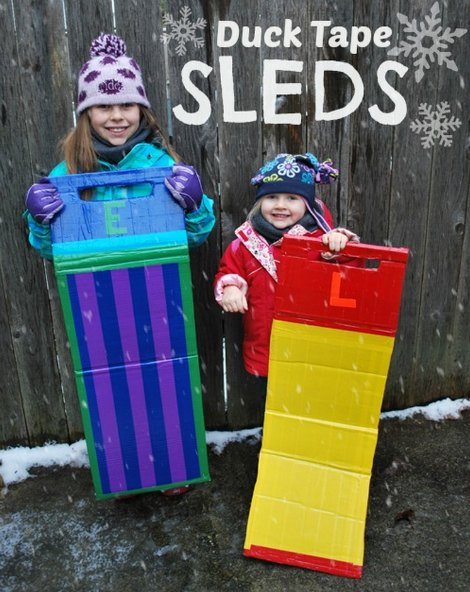 duct-tape-sled