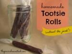 How To Make Homemade Tootsie Rolls