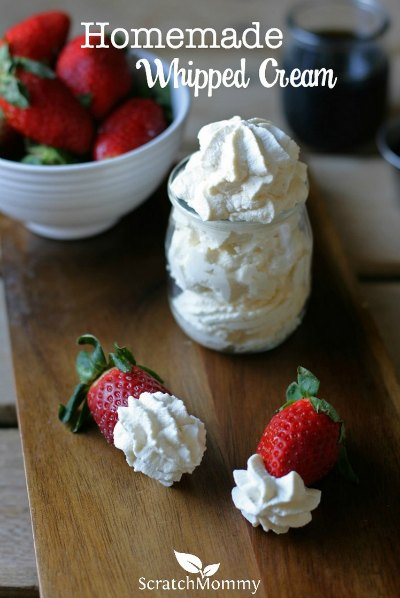 Feb 27,  · Learn how to make homemade whipped cream with just three ingredients. You'll want to ditch the store-bought stuff once you learn how easy it is to make your own! For a long time I used to buy whipped topping in a tub from the store.5/5(7).