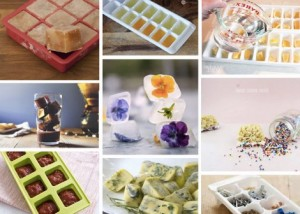 30 Smart Ways To Use Ice Cube Trays