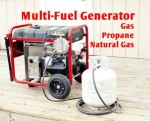 Convert Your Gas Generator Into a Multi-Fuel Generator