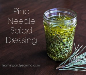 Pine Needle Salad Dressing Recipe