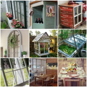 38 Best Ways To Repurpose Old Windows