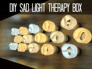 DIY SAD Light Therapy Box