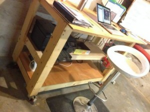 How To Make A Stand-Up Desk