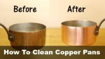 How To Clean A Copper Pan