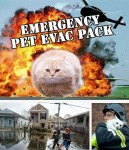 DIY Emergency Pet Evacuation Pack