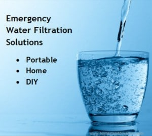 Emergency Water Filtration Solutions