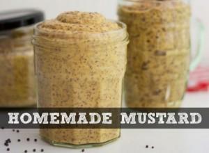 homemade-mustard